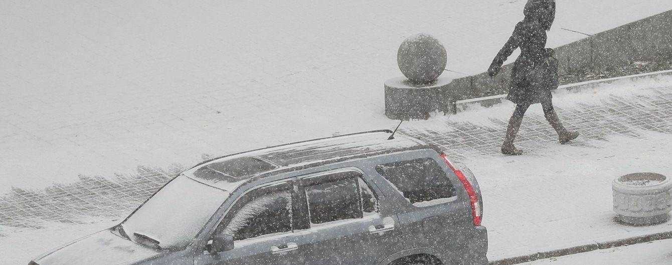Україну засипатиме снігом. Якою буде погода у перший день зими