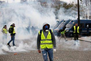 Во Франции во время масштабных протестов погиб еще один человек