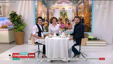 Как приготовить английские сконы и провести церемонию чаепития five o'clock - шеф-повар Люси Варнава
