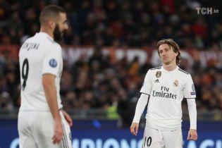 """""""Реал"""" видав найгірший старт у чемпіонаті Іспанії за останні 17 років"""
