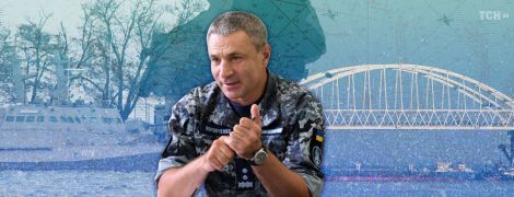 Україна стовідсотково поверне собі свої кораблі