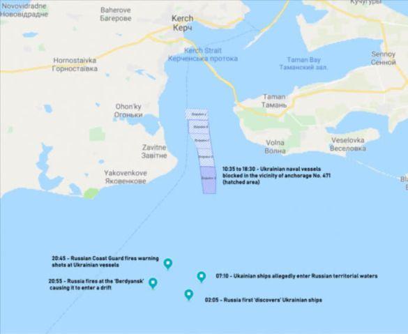 розслідування Bellingcat нападу на кораблі_1