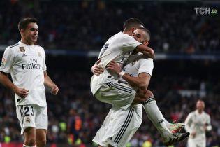 """""""Реал"""" впевнено розібрався з """"Валенсією"""" в чемпіонаті та продовжив гонитву за лідером"""