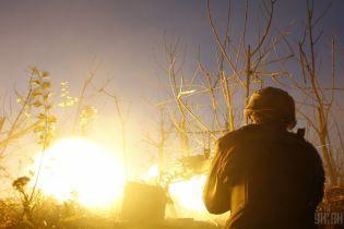 """На Приморському напрямку відбувся бій, серед бойовиків один """"двохсотий"""""""