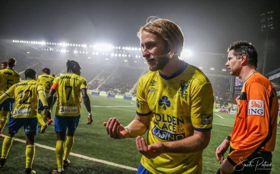 Гол українця Безуса допоміг його команді здобути перемогу в чемпіонаті Бельгії