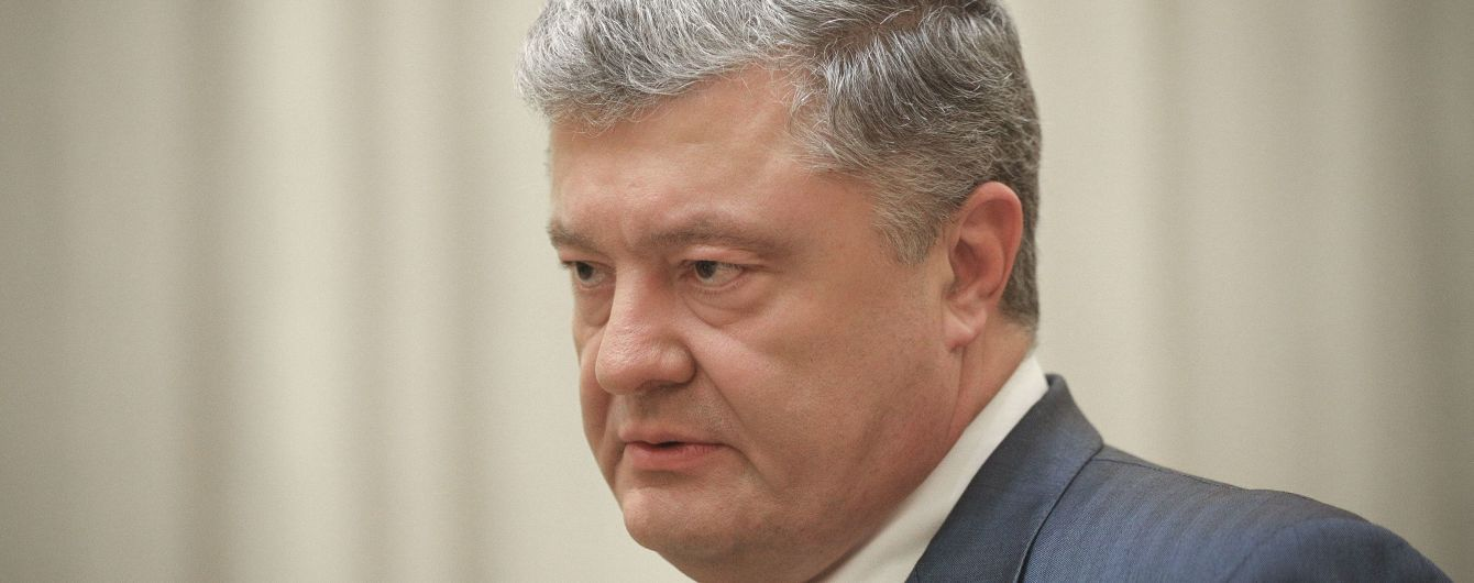 Порошенко предложил проводить местные выборы во время военного положения