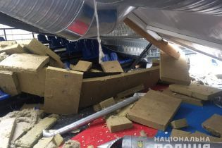 Поліція затримала причетних до обвалення даху спортивної школи у Вишневому