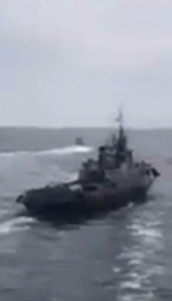 Атака РФ в Азовском море: ТСН.Тиждень выяснял цель рискованного военного похода