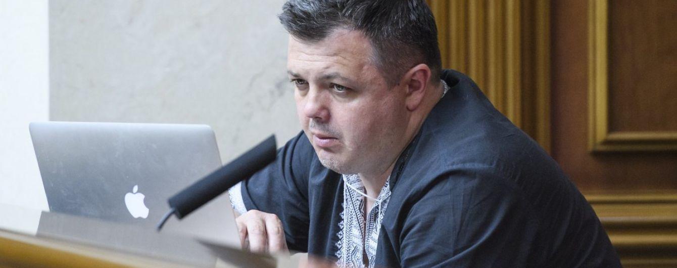 Кива та Бірюков заявили про затримання нардепа Семенченка у Грузії
