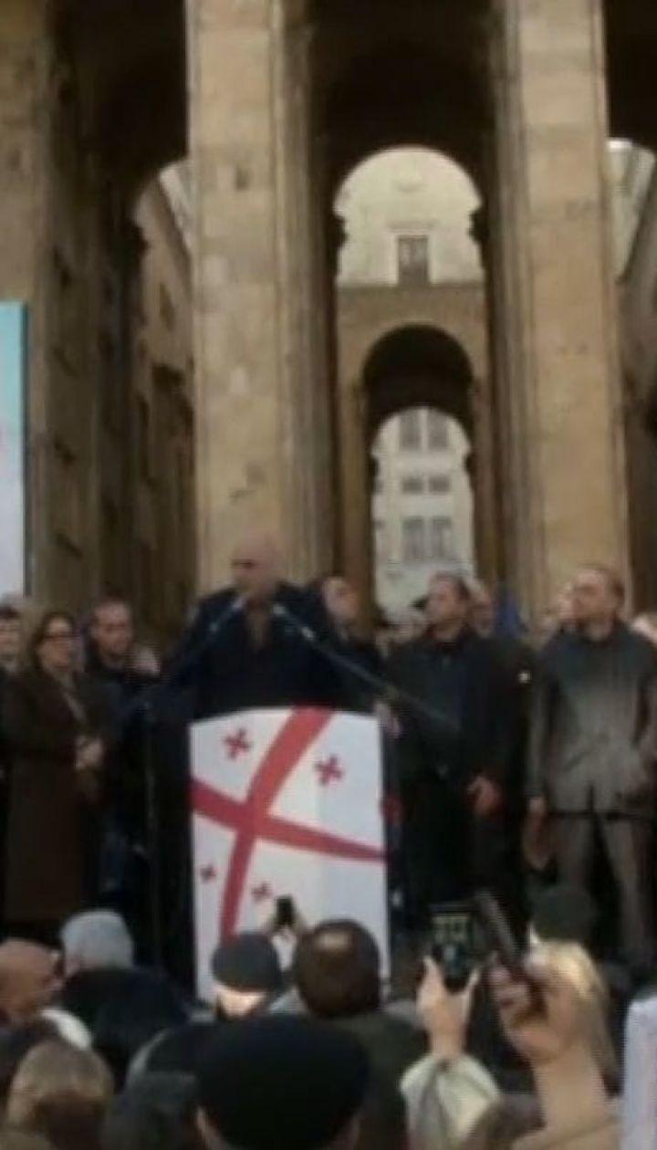 У Тбілісі затримали українців за підозрою в зберіганні зброї