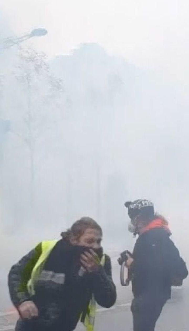 У Франції через паливні протести загинула третя людина
