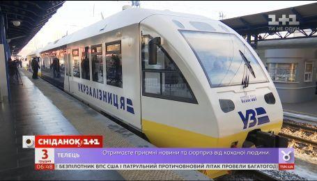 """Чим незадоволені перші пасажири нового експреса до """"Борисполя"""""""