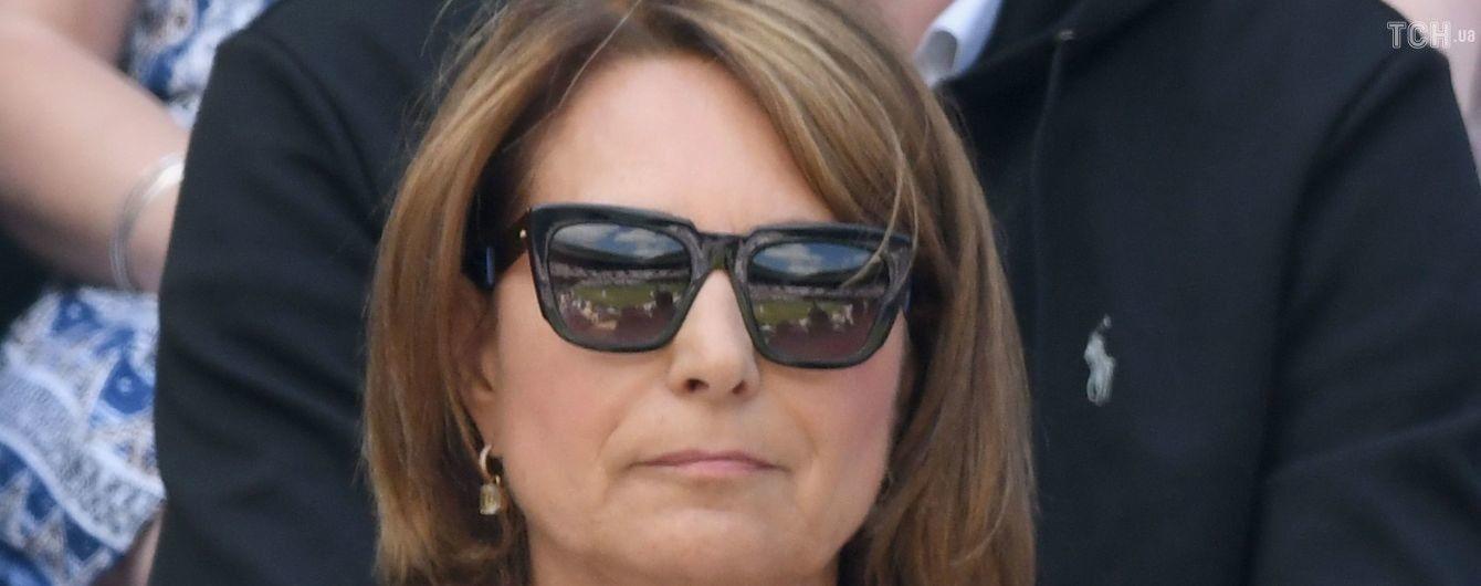 Мать Кейт Миддлтон впервые рассказала прессе о королевской семье и внуках