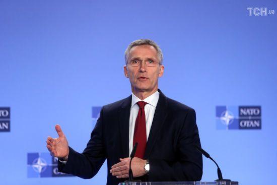 Генсек НАТО знову закликав Росію негайно звільнити полонених українських моряків та кораблі