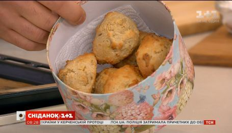Лимонное печенье на кефире от Руслана Сеничкина