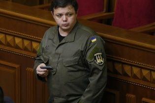 Семенченко назвал имена задержанных в Грузии украинцев