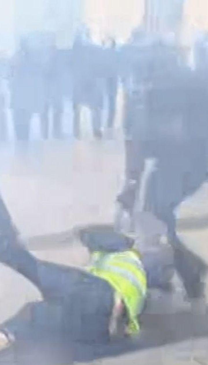 Смертельні протести у Франції: загинула третя людина