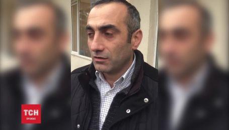 Адвокат рассказал о состоянии задержанных в Грузии украинцев