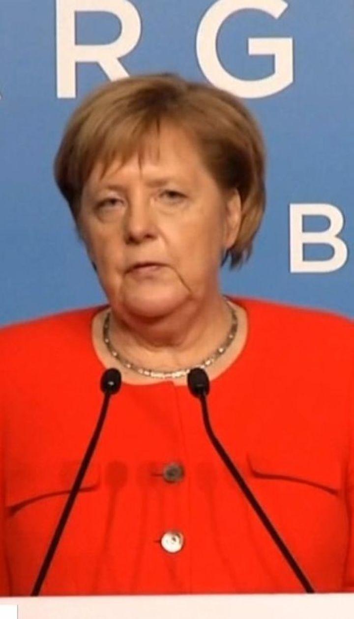 Германия инициирует переговоры между Украиной и Россией из-за агрессии в Керченском проливе