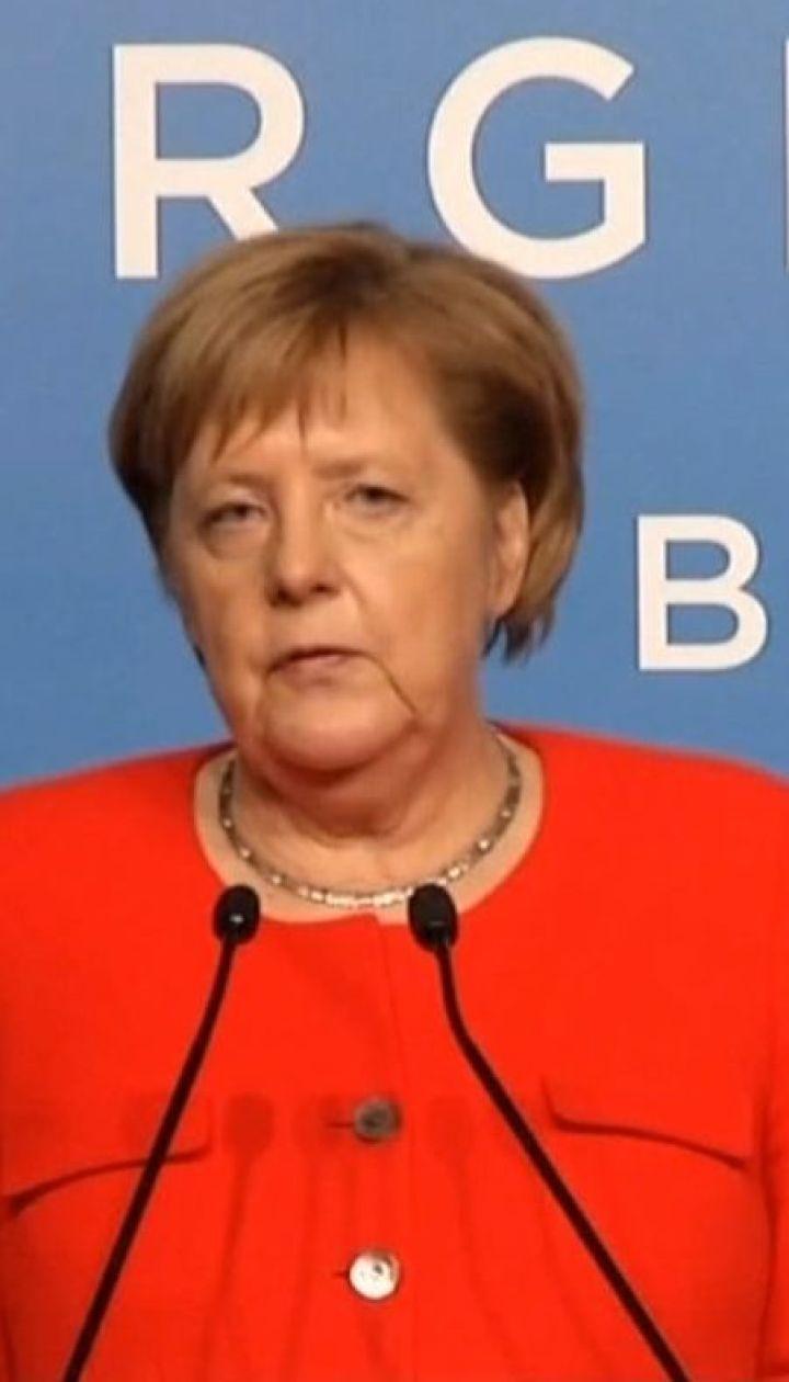 Німеччина ініціює переговори між Україною та Росією через агресію у Керченській протоці
