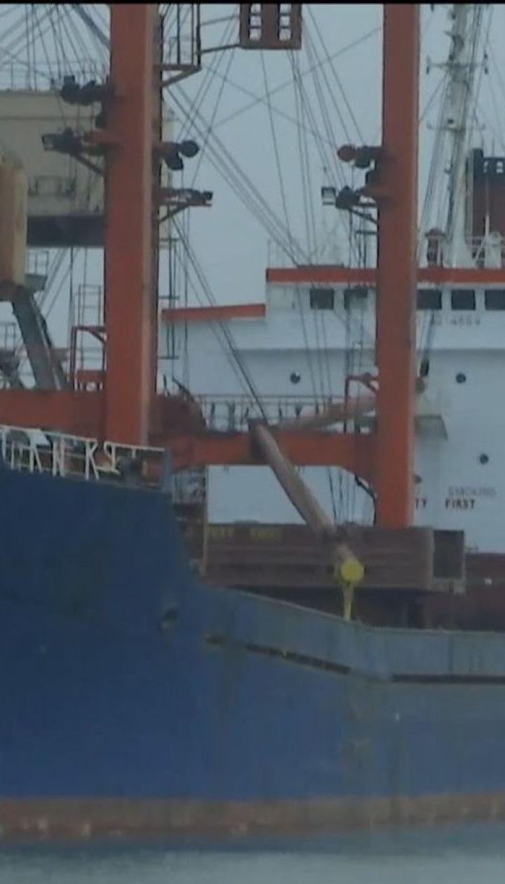 Руководство Бердянского порта планирует уволить треть персонала