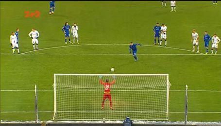Динамо – Чорноморець – 2:0. Відео голу Бєсєдіна