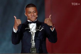 Юный талант ПСЖ признан лучшим молодым футболистом года