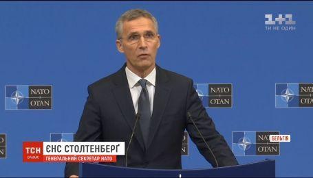 В НАТО призывают открыть доступ к Азовскому морю для украинских судов