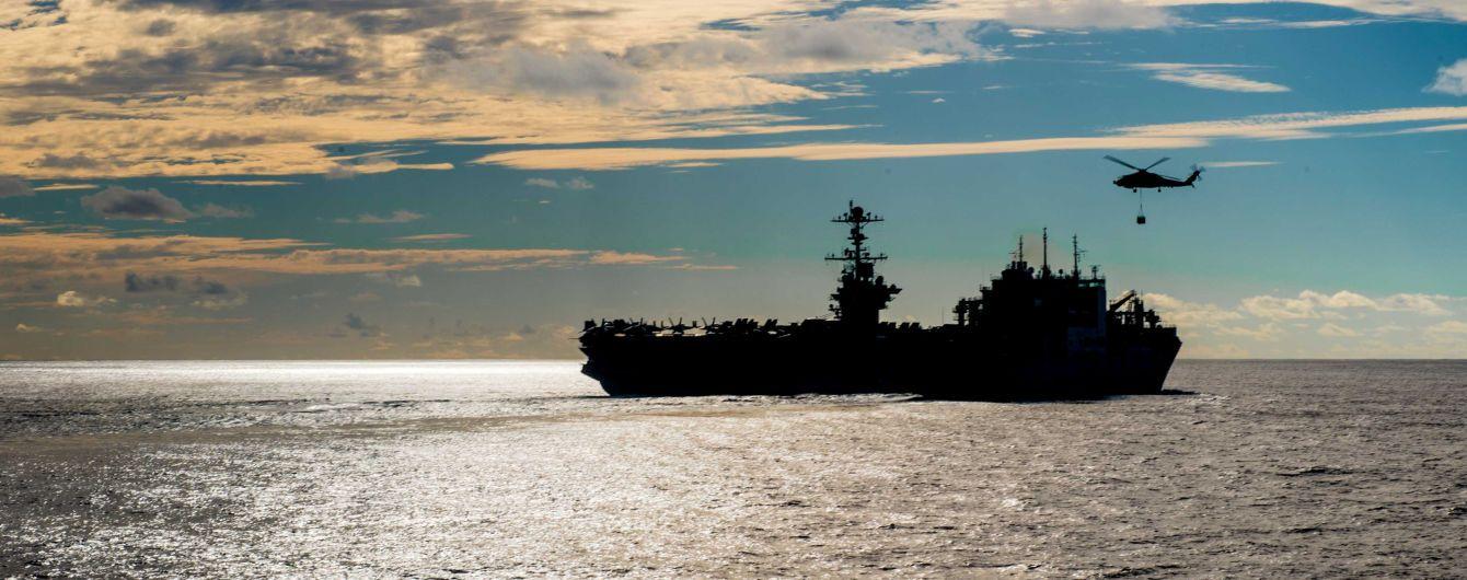 США повернуть до Перської затоки атомний авіаносець для тиску на Іран