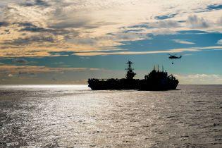 США вернут в Персидский залив атомный авианосец для давления на Иран