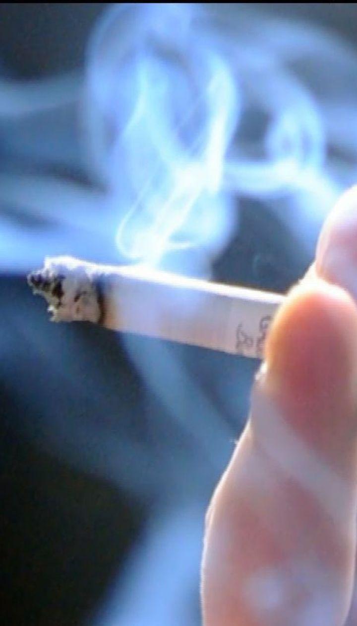 В Украине сигареты могут исчезнуть с витрин магазинов