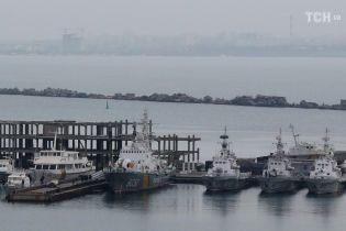На Одещині маломірним суднам заборонили виходити в море