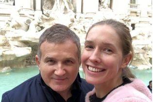 Римские каникулы: Осадчая и Горбунов показали, как отдыхают в Италии