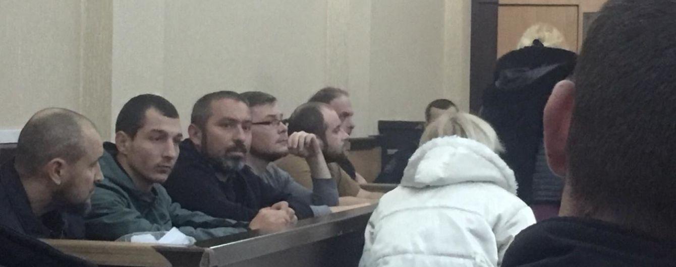 В Тбилиси начался суд над задержанными в Грузии украинцами