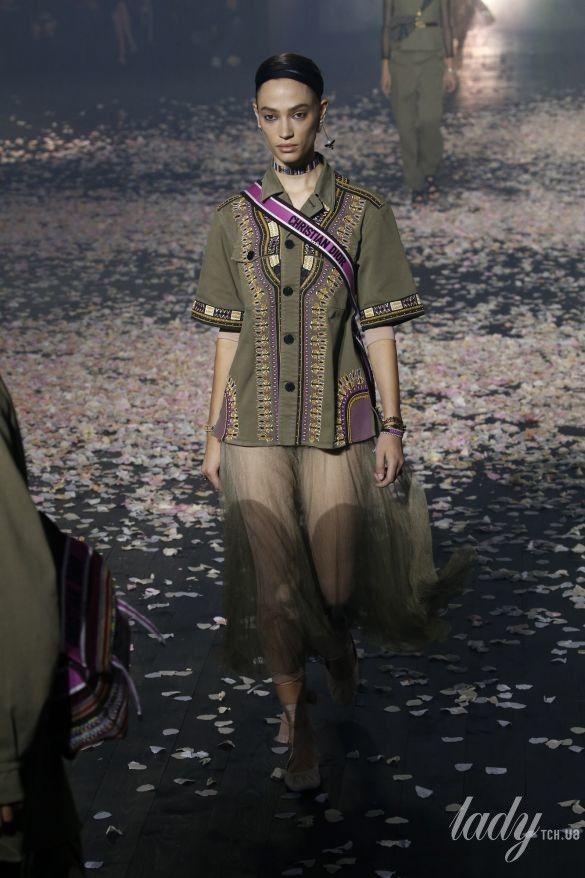 Коллекция Dior прет-а-порте сезона весна-лето 2019_7