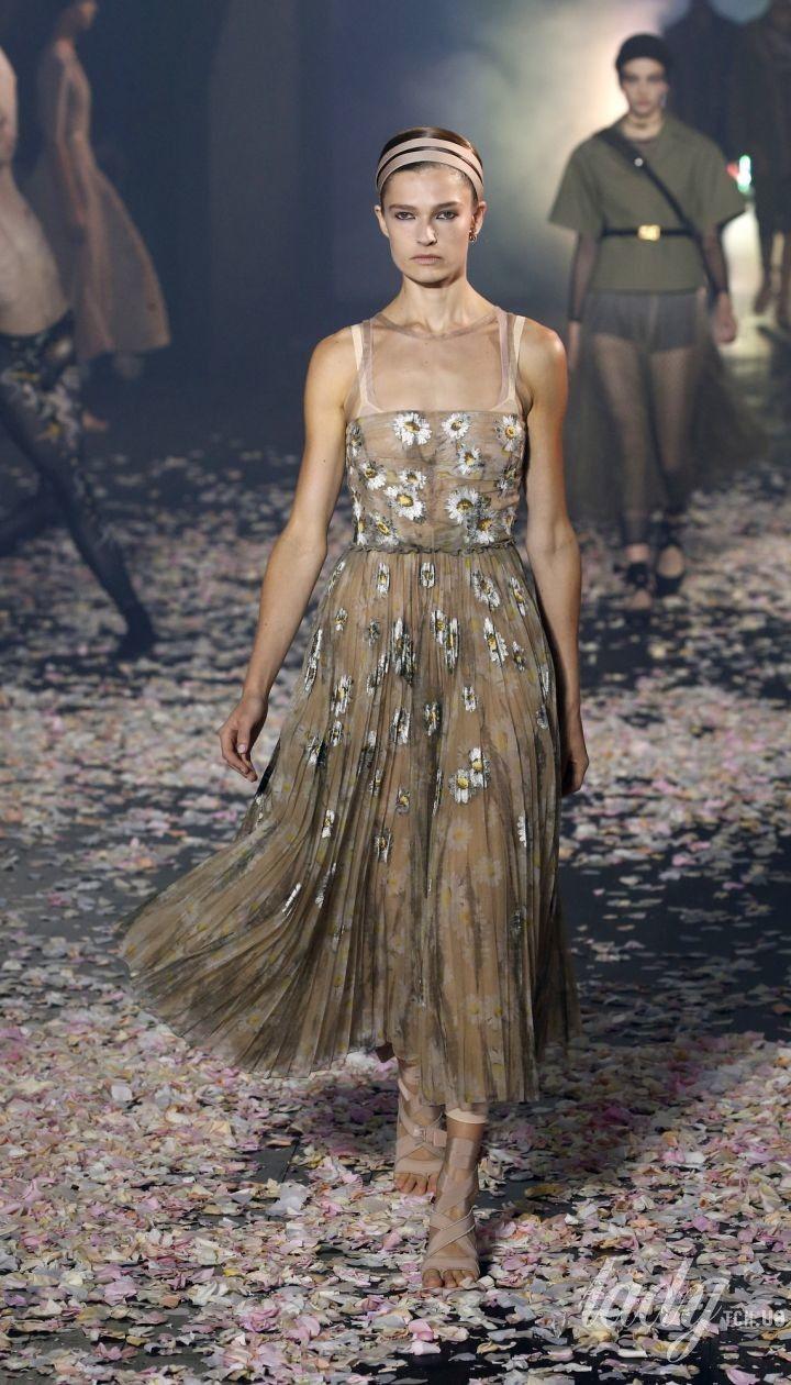 Коллекция Dior прет-а-порте сезона весна-лето 2019 @ East News