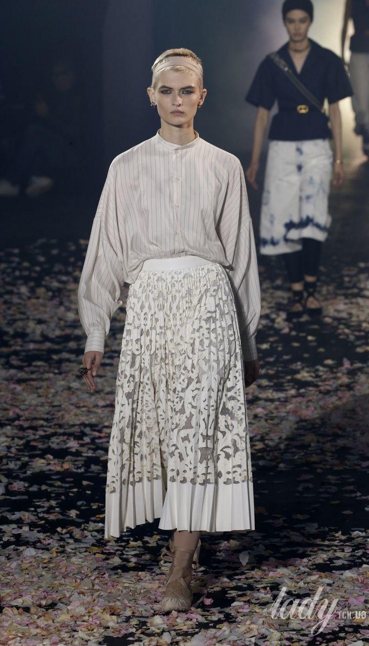 Колекція Dior прет-а-порте сезону весна-літо 2019 @ East News