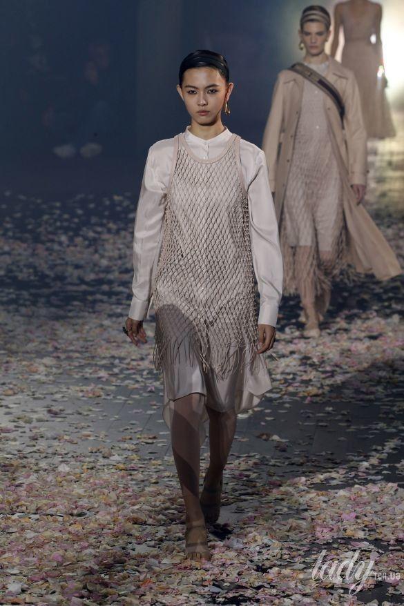 Коллекция Dior прет-а-порте сезона весна-лето 2019_32
