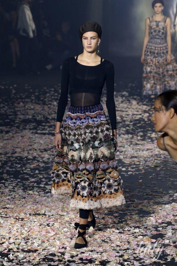 Коллекция Dior прет-а-порте сезона весна-лето 2019_45