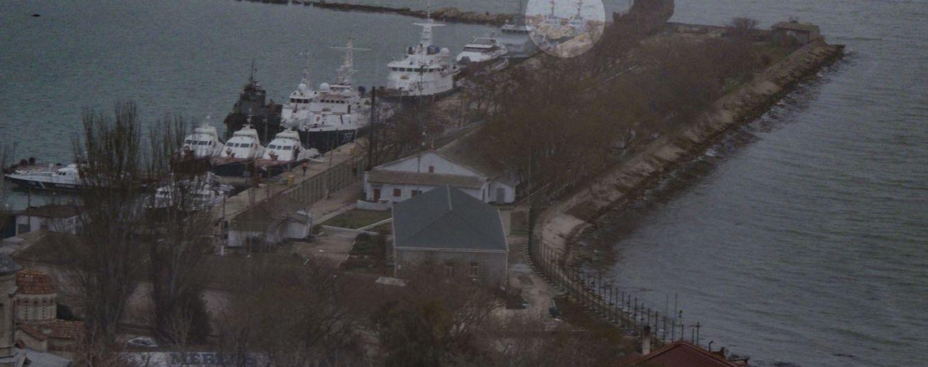 """Моряк """"Бердянска"""" на допросе заявил, что является военнопленным – адвокат"""