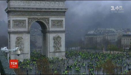 Правительство Франции под давлением протестов отложил повышение налога на топливо