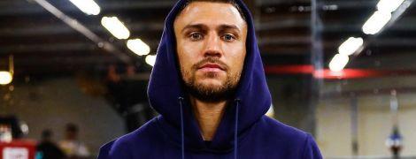 Ломаченко попрыгал на скакалке и назвал самого желанного соперника