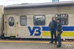 """""""Укрзализныця"""" назначила до Лисичанска новый поезд с капитальным ремонтом"""