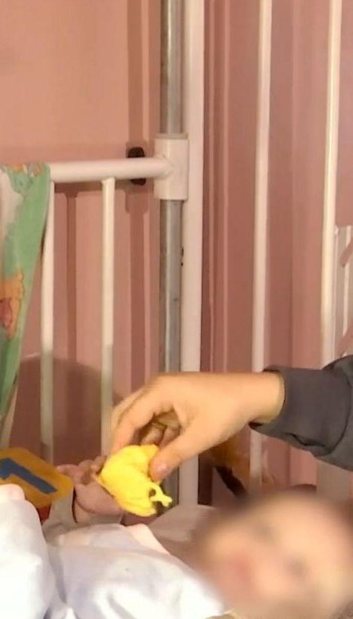 В Днепре неравнодушные соседи спасли младенца с переломанными костями