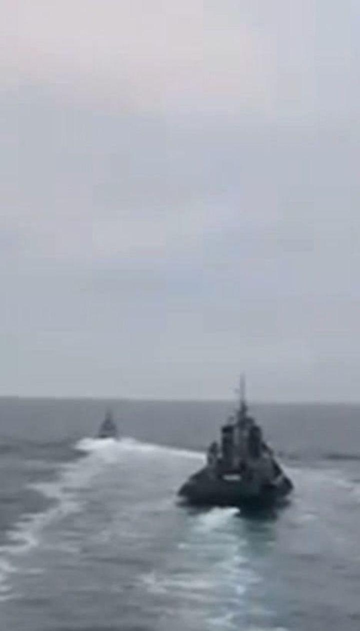 Прокуратура готова объявить о подозрении российским военным, которые захватили украинских моряков
