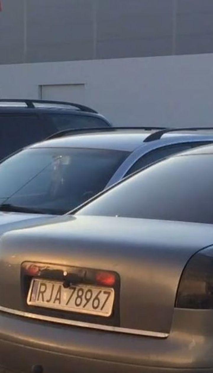 """Власники """"євроблях"""" залишають свої машини у Польщі, аби не платити мито та заставу"""