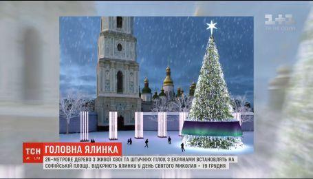 Новый год в Киеве: стало известно, какой будет главная елка страны