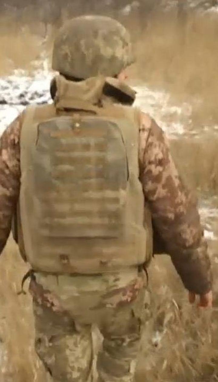 Один український військовий загинув під час бою на Світлодарській дузі