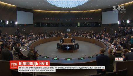 НАТО готове посилити свою присутність у Чорному морі