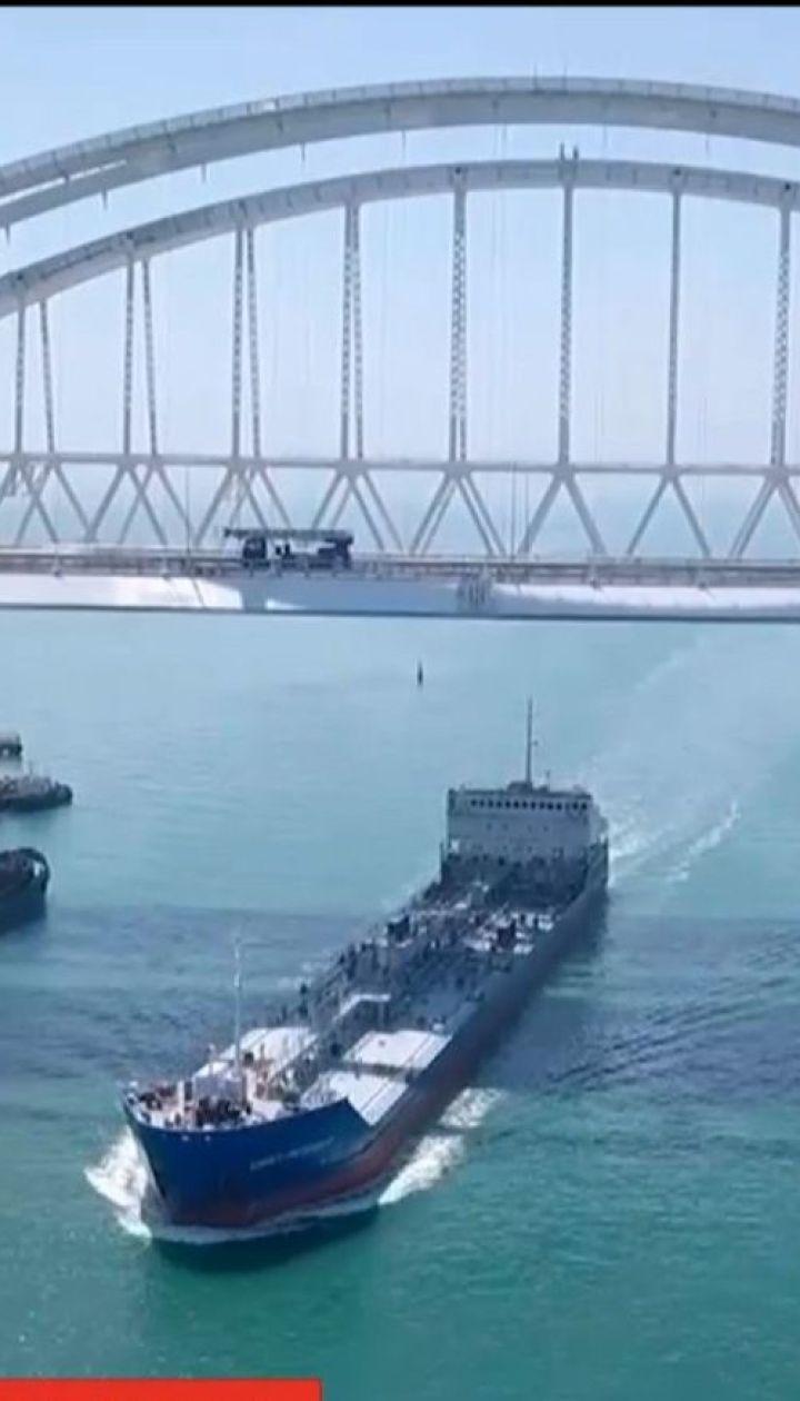 Россия удвоила количество военных кораблей в акватории Азовского моря